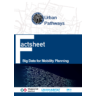 Big Data for Mobility Planning